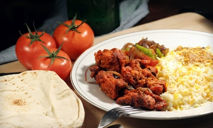 Malabar Hill - Elmsford: $8 for $16 Worth of Indian Cuisine and Drinks at Malabar Hill