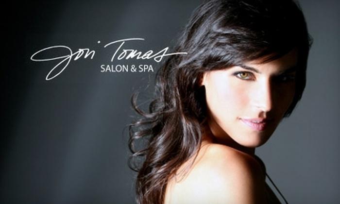 Jon Tomas Salon & Spa - Saint Louis: $45 for $95 Worth of Hair Services at Jon Tomas Salon & Spa