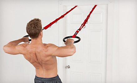 Groupon Goods - I.M. Rings Exercise System in
