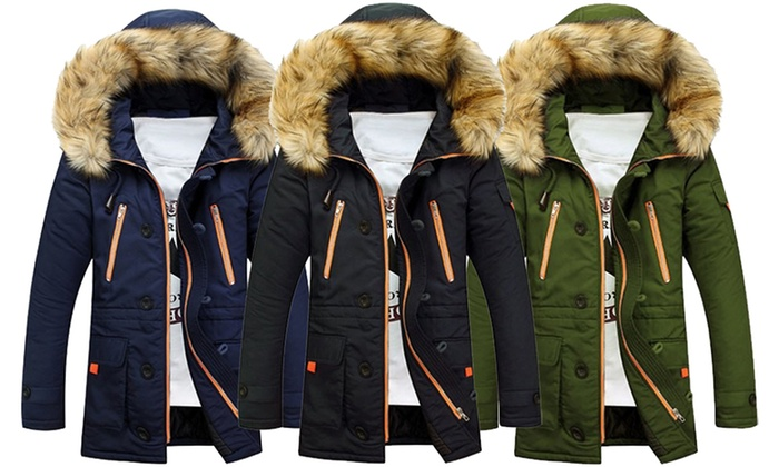 manteau hiver homme winners