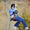 49% Off Zipline Adventure from Wahoo Ziplines