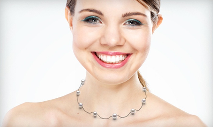 EverGreene Jewelers - Groveland: Pearl Earrings, Tin Cup Necklace, or Diamond Earrings with Chocolate and Wine at EverGreene Jewelers (Up to 72% Off)