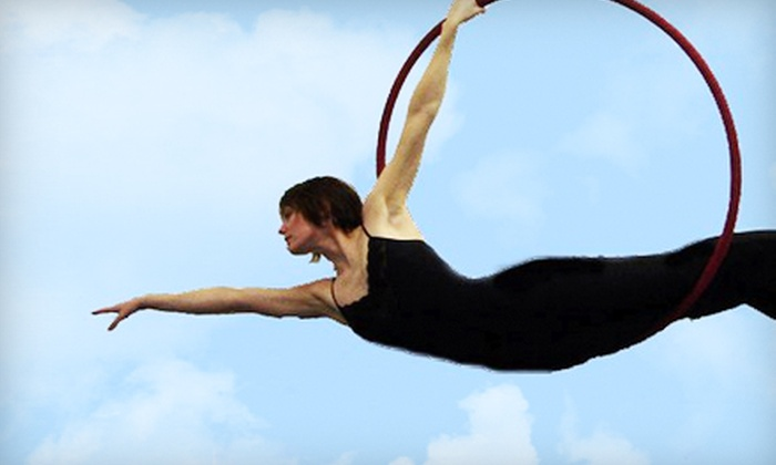The Aerial Classroom - Multiple Locations: Aerial Fitness Classes at The Aerial Classroom