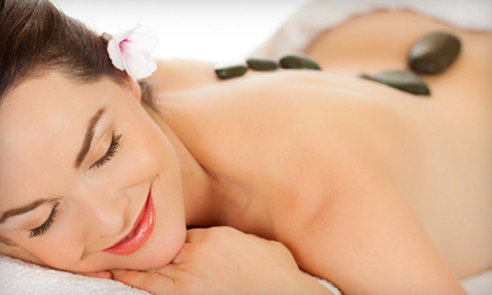 Michelle Findlay at Juniper Massage & Spa - Lincoln: $29 for a One-Hour Hot-Stone Massage with Michelle Findlay at Juniper Massage & Spa ($60 Value)