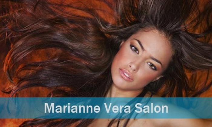 Marianne Vera Salon - Upper East Side: $50 for $110 Worth of Services at Marianne Vera Salon