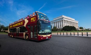 Up to 10% Off Hop-on Hop-Off Tour from Big Bus Tours