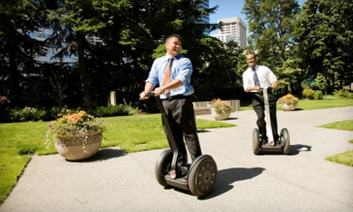 Woodridge Segway Tours - Woodridge: $20 for a Segway Tour from Woodridge Segway Tours in Woodridge ($45.15 Value)
