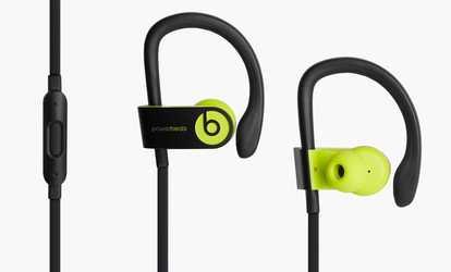 d0dec80deca Shop Groupon Beats by Dre Powerbeats 3 Wireless (Refurbished B-Grade)