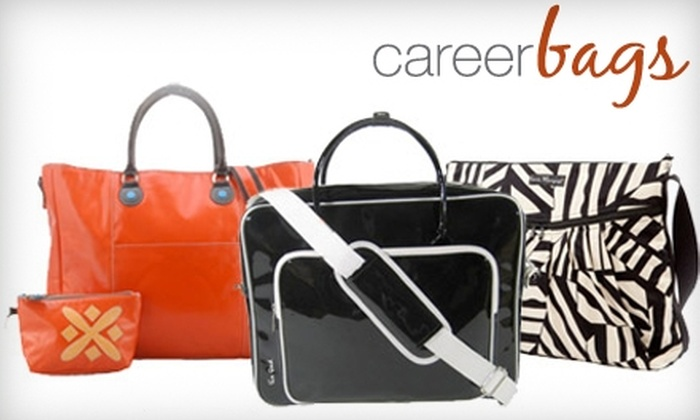 Careerbags.com: $25 for $50 Worth of Merchandise from CareerBags.com