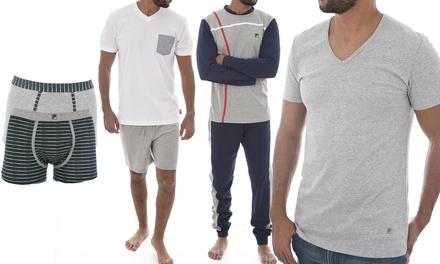 Boxers & Pyjamas de la marque Fila pour Homme