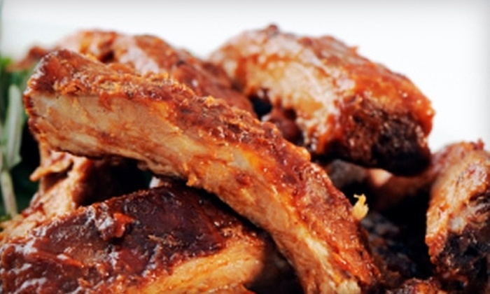 Konga Cafe - Westmont: $15 for $30 Worth of Caribbean Fare and Drinks at Konga Cafe