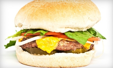 $20 Groupon to The Burger Joint - The Burger Joint in Syracuse