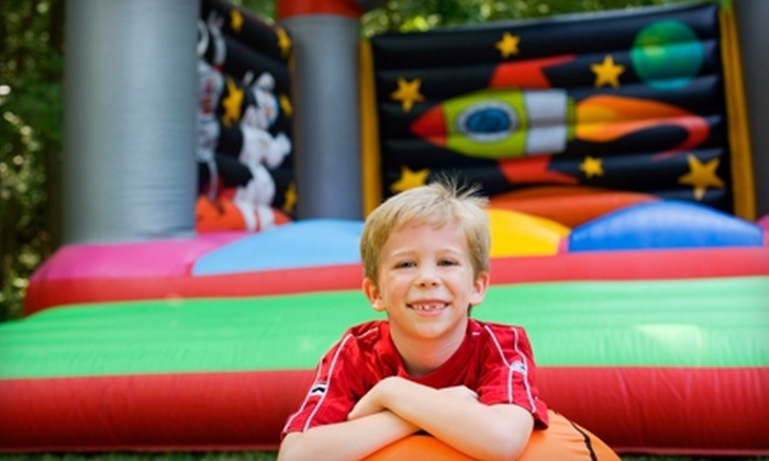 Leaping Lilly's Inflatables, Inc. - Des Moines: Inflatable Rentals from Leaping Lilly's Inflatables Inc. Two Options Available.