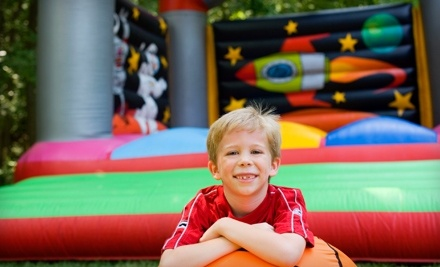 Leaping Lilly's Inflatables, Inc.: $150 Groupon for Inflatable Rentals for Four Hours - Leaping Lilly's Inflatables, Inc. in