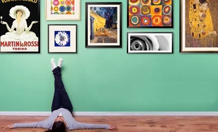 $100 Groupon to Art.com - Art.com in
