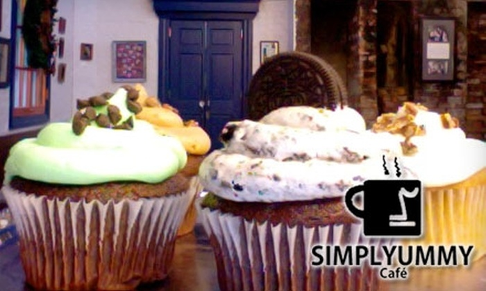 Simplyummy - Winston-Salem: $7 for $15 Worth of Coffee, Baked Goods, and More at Simplyummy