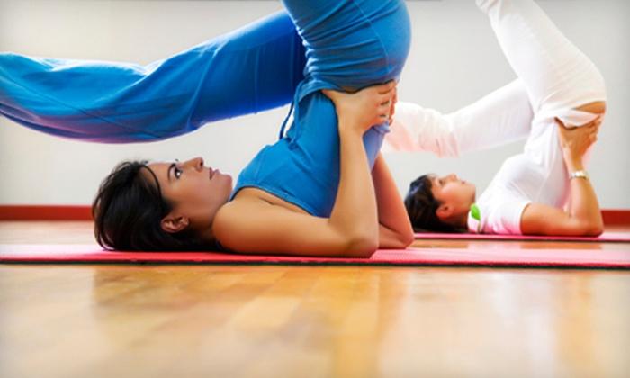 The Bindu - Cornelius: Four Weeks of Unlimited Yoga or Eight Yoga Classes at The Bindu in Cornelius