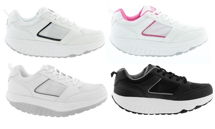 Sneakers tonificanti donna Eglem