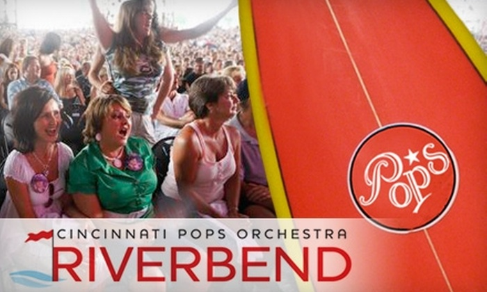 """Cincinnati Symphony Orchestra - Anderson: $18 for a Ticket to """"Endless Summer: The Music of the Beach Boys"""" by Cincinnati Pops Orchestra ($37 Value)"""