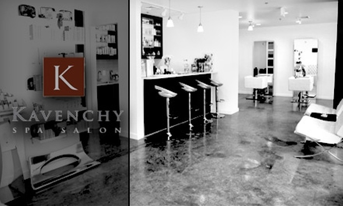 Kavenchy - Clarendon - Courthouse: $25 for $50 of Spa and Salon Services at Kavenchy in Arlington