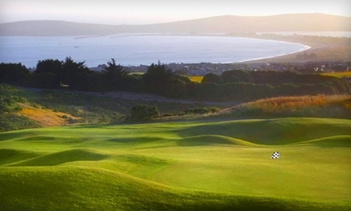 The Links at Bodega Harbour - Bodega Bay: $45 for 18 Holes of Golf, Golf Cart, and a T-Prize Pack at The Links at Bodega Harbour in Bodega Bay (Up to $90 Value)