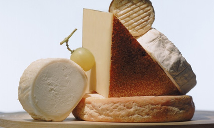 The Bake Oven - Winnipeg: $10 for Four Specialty Cheeses at The Bake Oven ($27.96 Value)