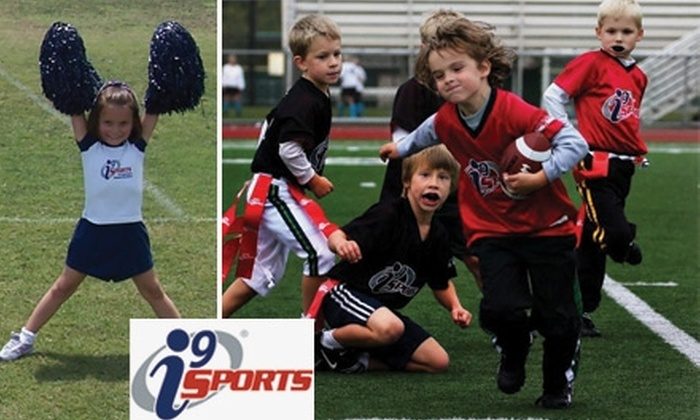 i9 Sports North San Antonio - Multiple Locations: $59 for Choice of Kids League or Camp from i9 Sports North San Antonio ($164 Value)