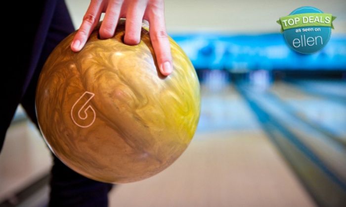 Capitol Bowl - Downtown West Sacramento: Bowling Outing with Pizza for Up to Six at Capitol Bowl in West Sacramento (Up to 57% Off). Three Options Available.
