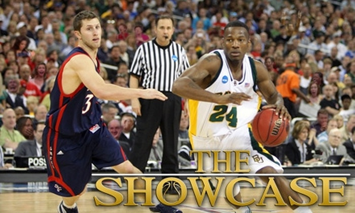 The Showcase - Oak Lawn: One Ticket to College Basketball's The Showcase on December 18. Choose from Three Options.
