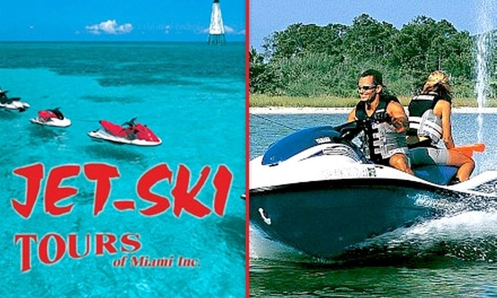 Jet Ski Miami Beach Groupon