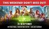 Ticket to Oz Comic-Con Sydney2018