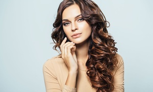 Kim Sun Young: $39 for Wash, Cut, Blow-Dry and Treatment or $129 to Add Balayage at Kim Sun Young (Up to $239 Value)