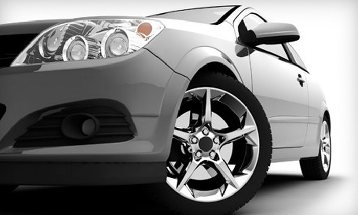 Express Auto Spa - Waukesha: Car-Wash or Detail Packages at Express Auto Spa in Waukesha (Up to 58% Off). Six Options Available.