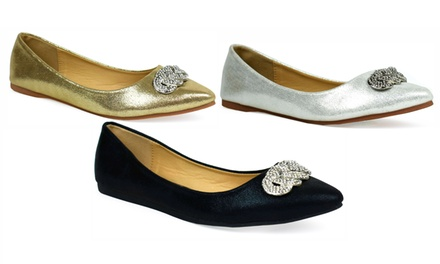 Women's Flat Slip-On Shoes