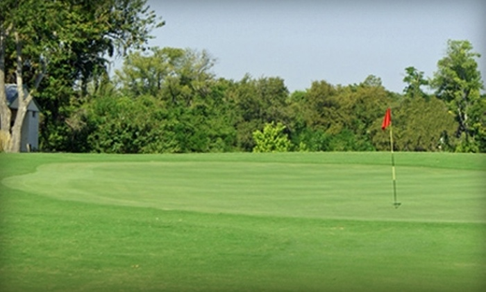 Creekview Golf Club - Crandall: $49 for a Golf Outing for Two at Creekview Golf Club in Crandall (Up to $105.44 Value)