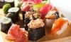 20% Cash Back at Sakura Sushi & Roll
