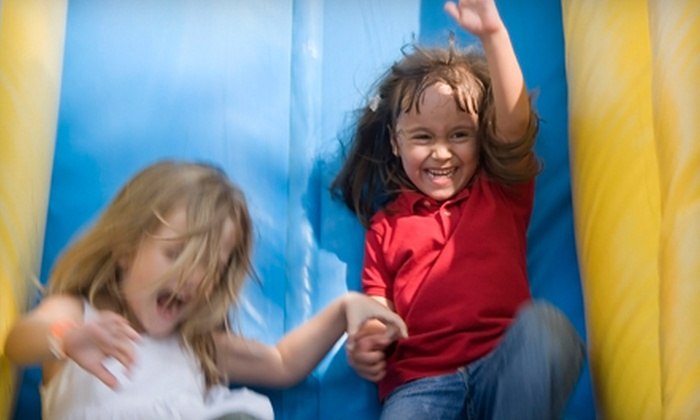 Fun Factor of Middlebury - Country Club: $22 for Four Visits to Fun Factor of Middlebury (Up to $44 Value)