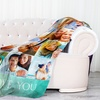 Up to 94% Off Soft Personalized Fleece Blankets