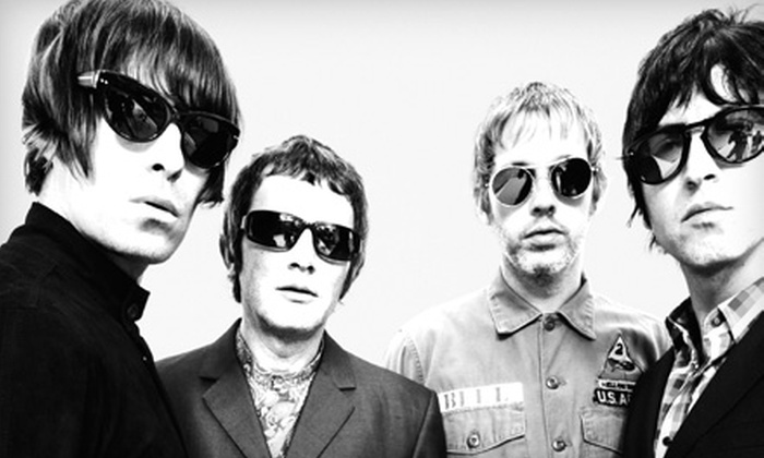 Beady Eye - The Showbox: One Ticket to See Beady Eye at Showbox at the Market on November 30 at 8 p.m. (Up to $50.79 Value)