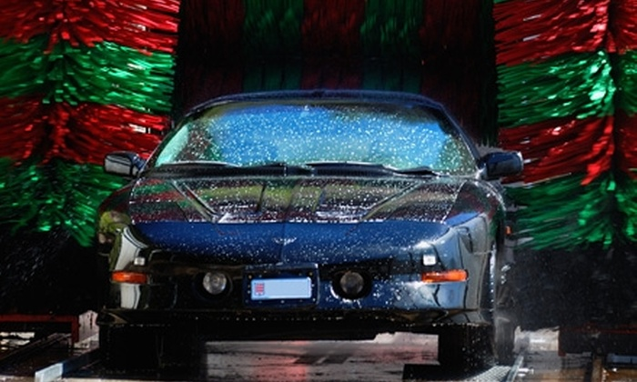 Kuhnsville Car Wash - Allentown: $5 for a Gold-Package Car Wash at Kuhnsville Car Wash (Up to $12 Value)