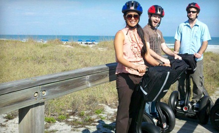 Space Coast Segway Tours, LLC - Space Coast Segway Tours, LLC in Cocoa Beach
