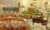5* Iftar Buffet with Beverages