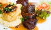 Charles River Bistro - Charles River Bistro: $75 for Four-Course Sunset Dinner for Two at Charles River Bistro ($150 value)