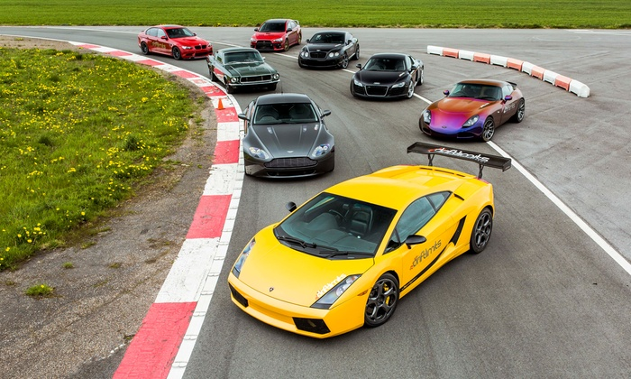 groupon driving experience deals