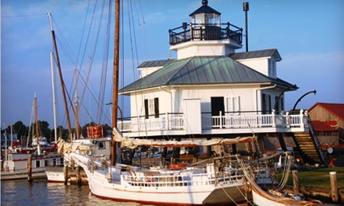 Chesapeake Folk Festival - St. Michaels: $15 for Two Tickets to the Chesapeake Folk Festival at the Chesapeake Bay Maritime Museum (Up to $30 Value)