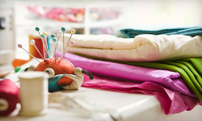 Intown Quilters - North Decatur: Sewing Materials or Sewing and Quilting Classes at Intown Quilters in Decatur