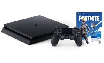 Sony PlayStation 4 Slim 1TB Game Console with Fortnite Neo Versa