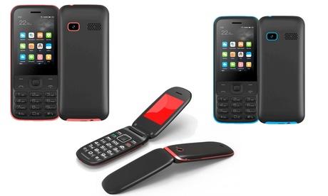 Teléfono básico para personas mayores (envío gratuito)