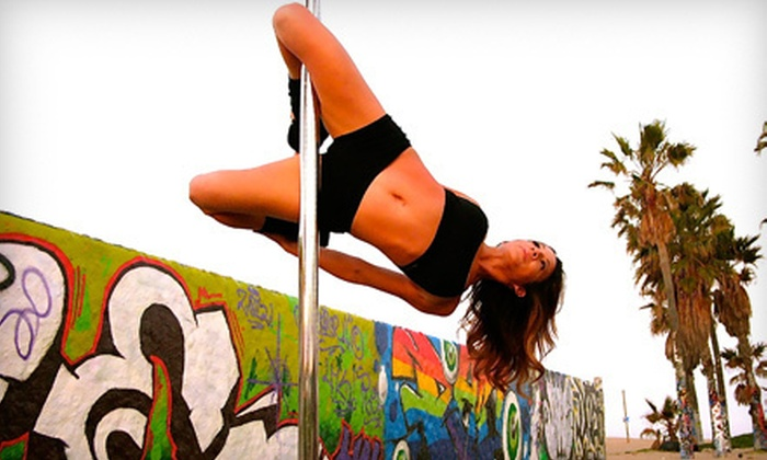 Pole Fitness Xpress - Costa Mesa: $20 Worth of Pole-Dancing Fitness Classes