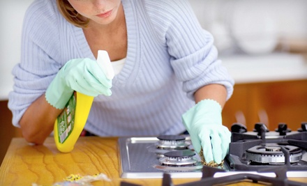 One 2-Hour Residential-Cleaning Session (a $100 value) - Honorable Maed Services in